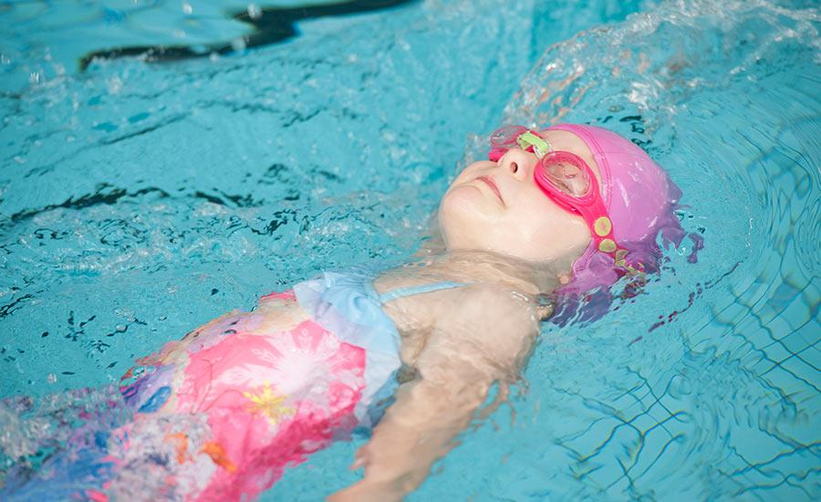 accelerated swim